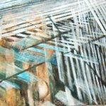 abbraccioriflesso- oliotela-70x100cm